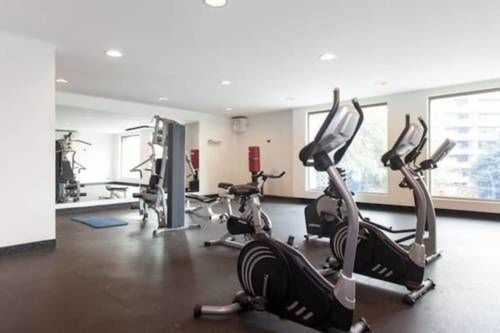 Fitness Facility, myLUXAPART Las Condes