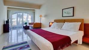 Minibar, in-room safe, rollaway beds
