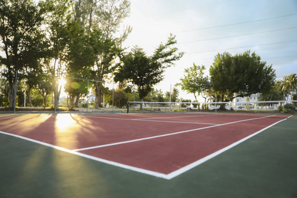 Tennis Court, Topsider Resort by Capital Vacations