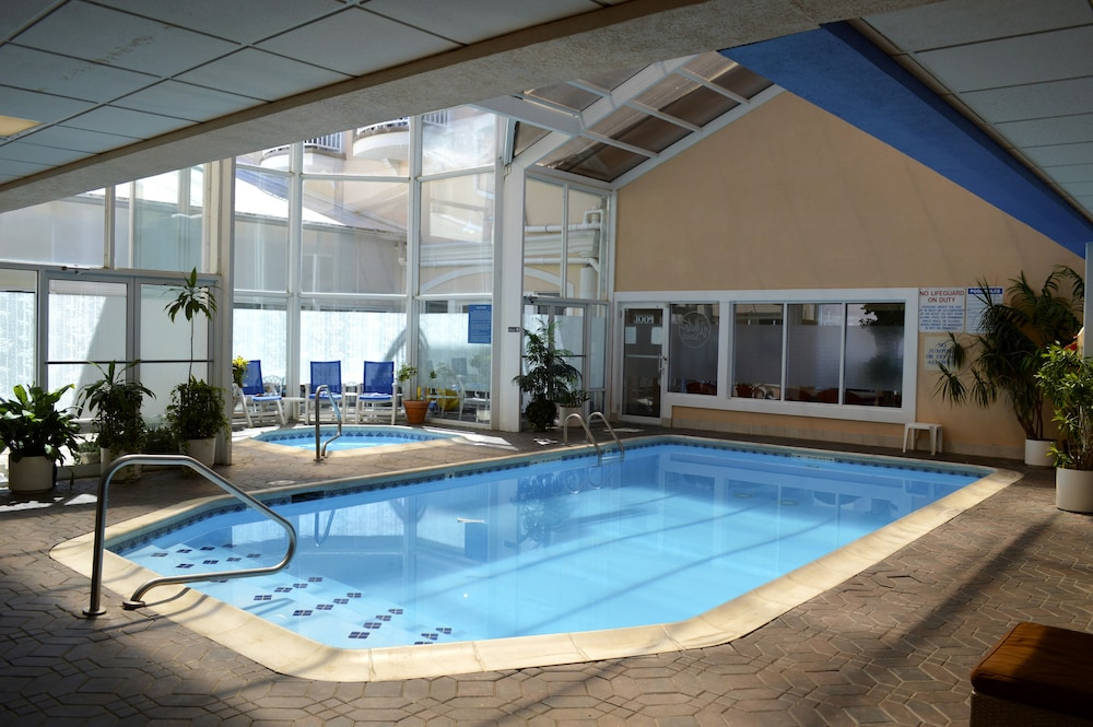 Indoor Pool, The White Sands Oceanfront Resort & Spa