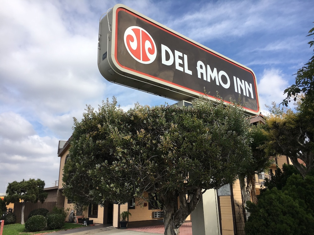 Front of Property, Del Amo Inn