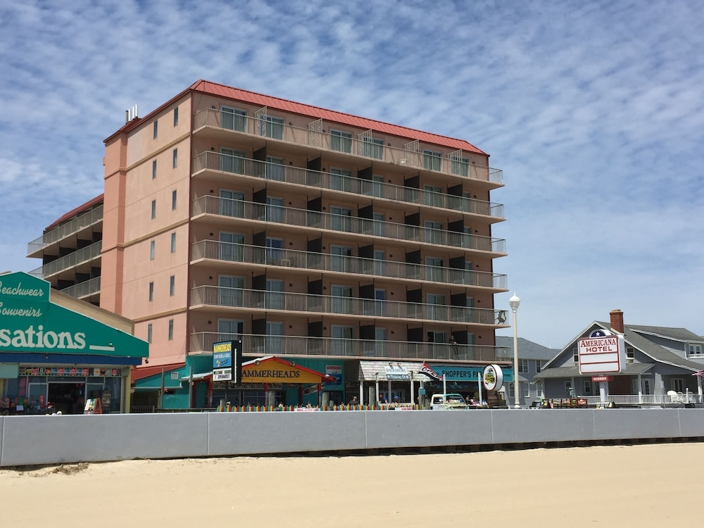 The Americana Hotel In Ocean City Cheap Hotel Deals Rates