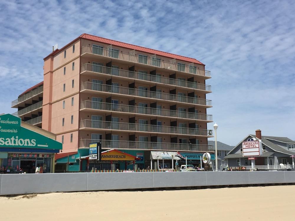 Ocean City Hotels >> The Americana Hotel In Ocean City Hotel Rates Reviews On Orbitz