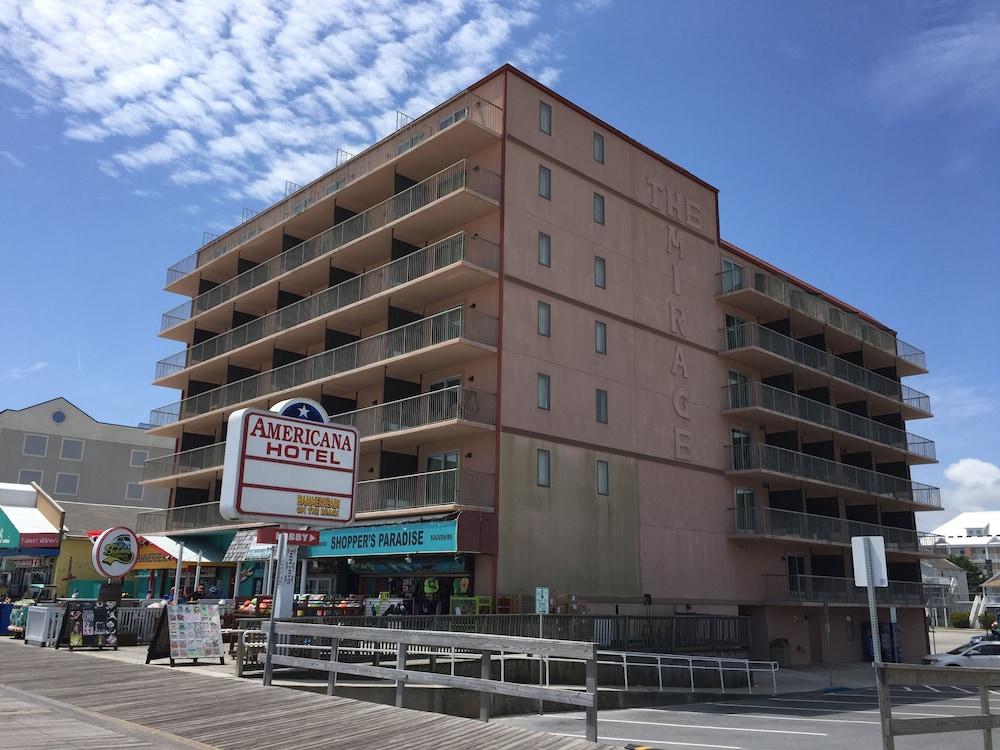 The Americana Hotel Ocean City 2020 Room Prices