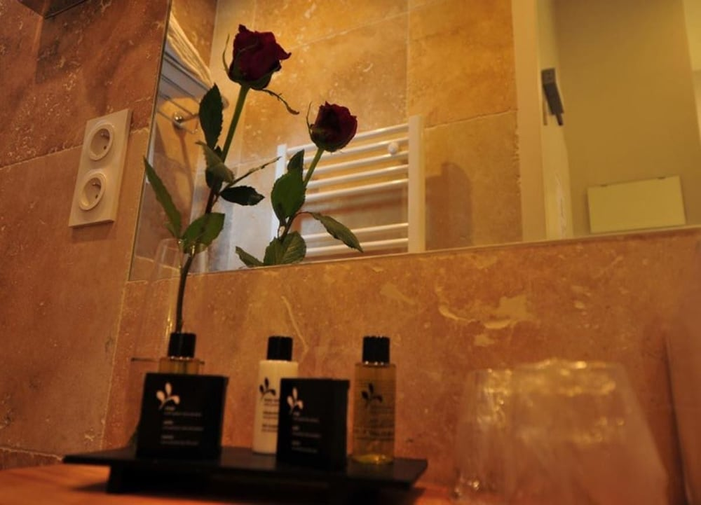 Bathroom Amenities, SY Hôtel les Glycines