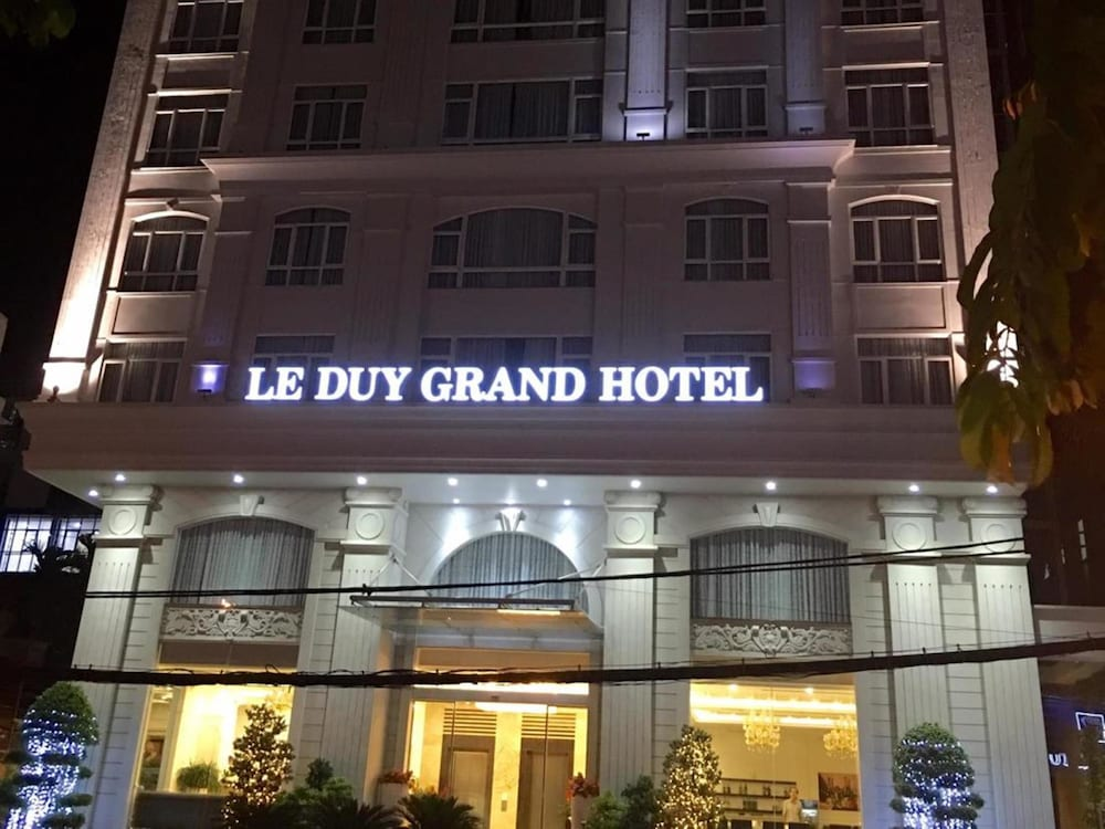Le Duy Grand Hotel  Ho Chi Minh City