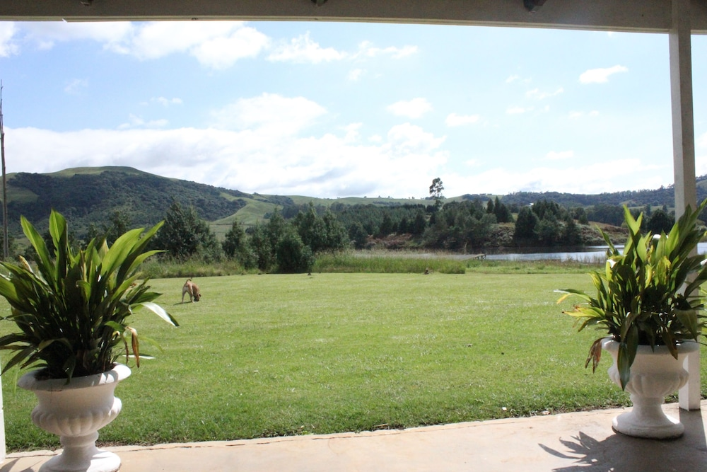 View from Room, Beacon Vlei Guest Farm