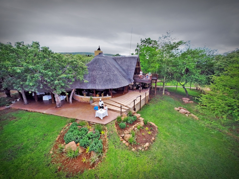 Property Grounds, Itaga Luxury Private Game Lodge