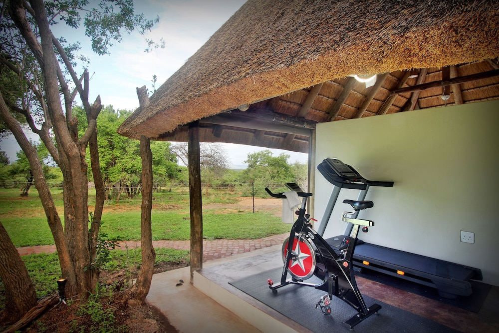 Gym, Itaga Luxury Private Game Lodge