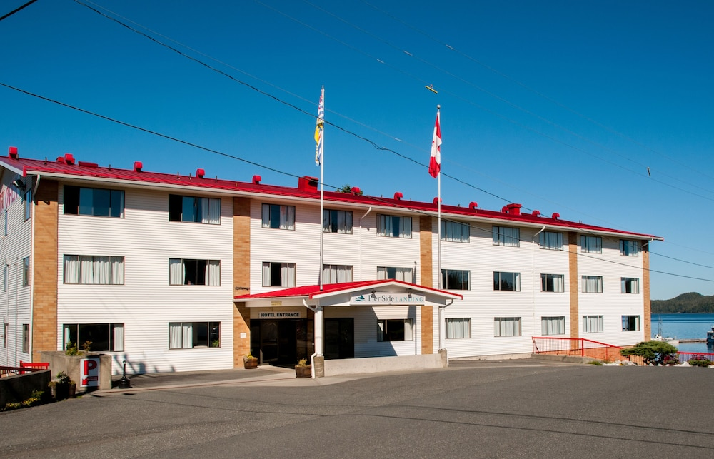 New Hotel In Port Hardy