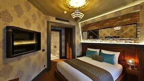 Literie de qualité supérieure, minibar, coffres-forts dans les chambres