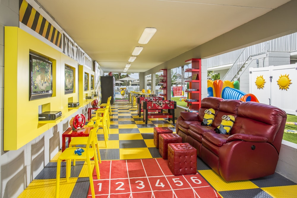 Children's Play Area - Indoor, Magic Moment Resort and Kids Club