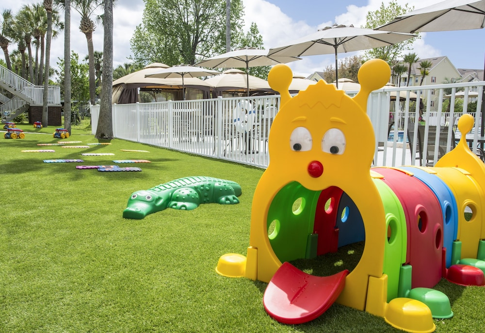 Children's Play Area - Outdoor, Magic Moment Resort and Kids Club