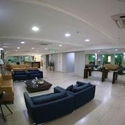 Área de estar (saguão)