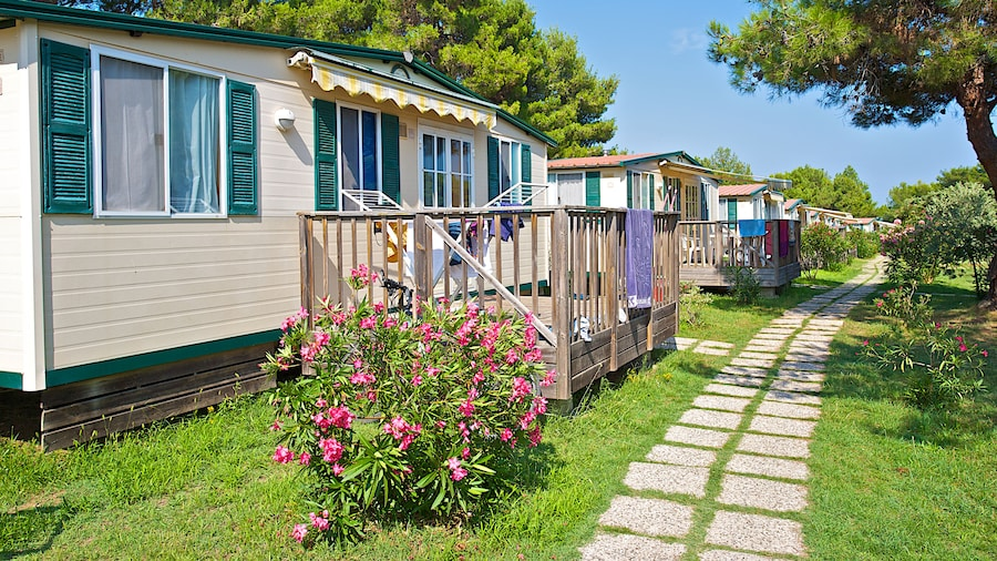 Arena Stupice Mobile Homes