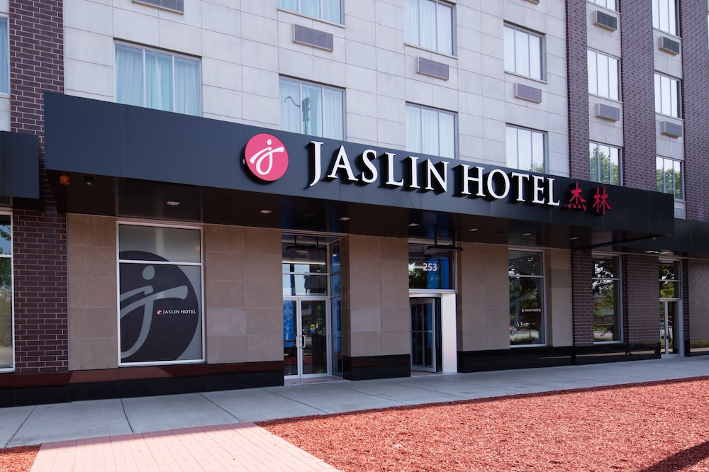 Front of Property, Jaslin Hotel