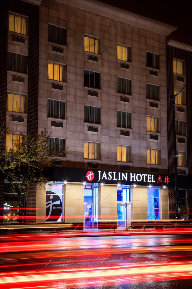 Front of Property - Evening/Night, Jaslin Hotel