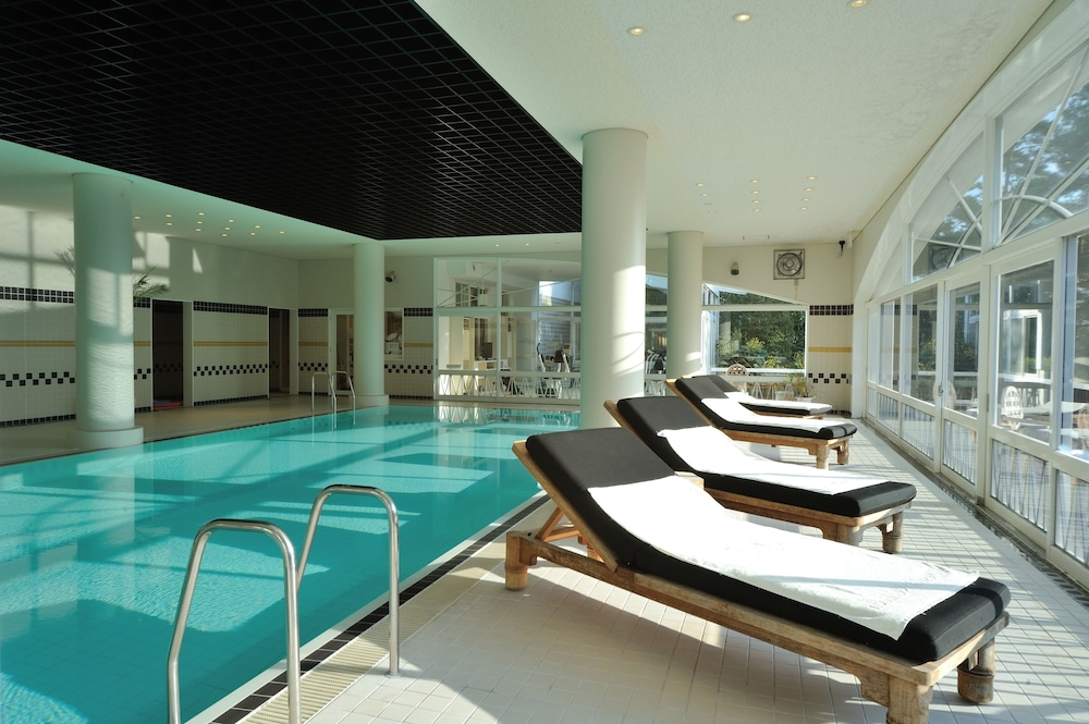 Indoor Pool, ForestHills Garden