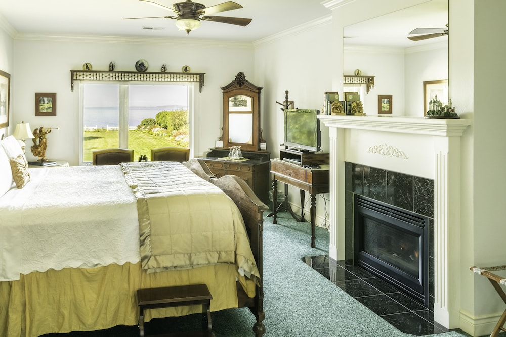 Sea Cliff Gardens Bed Breakfast In Port Angeles Hotel Rates