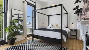 設計每間自成一格、嬰兒床 (收費)、摺床/加床 (收費)、免費 Wi-Fi