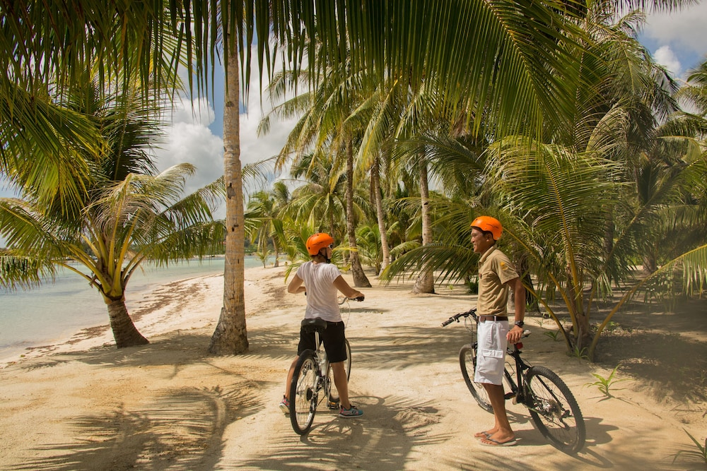 Bicycling, Nay Palad Hideaway - All Inclusive