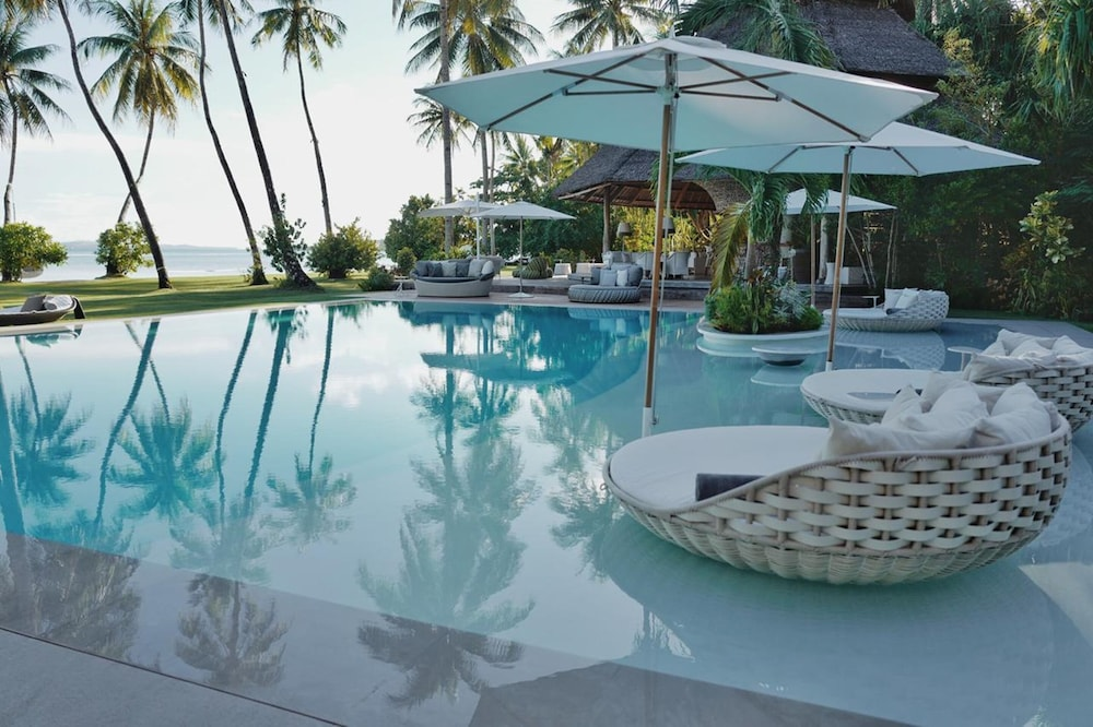Infinity Pool, Nay Palad Hideaway - All Inclusive