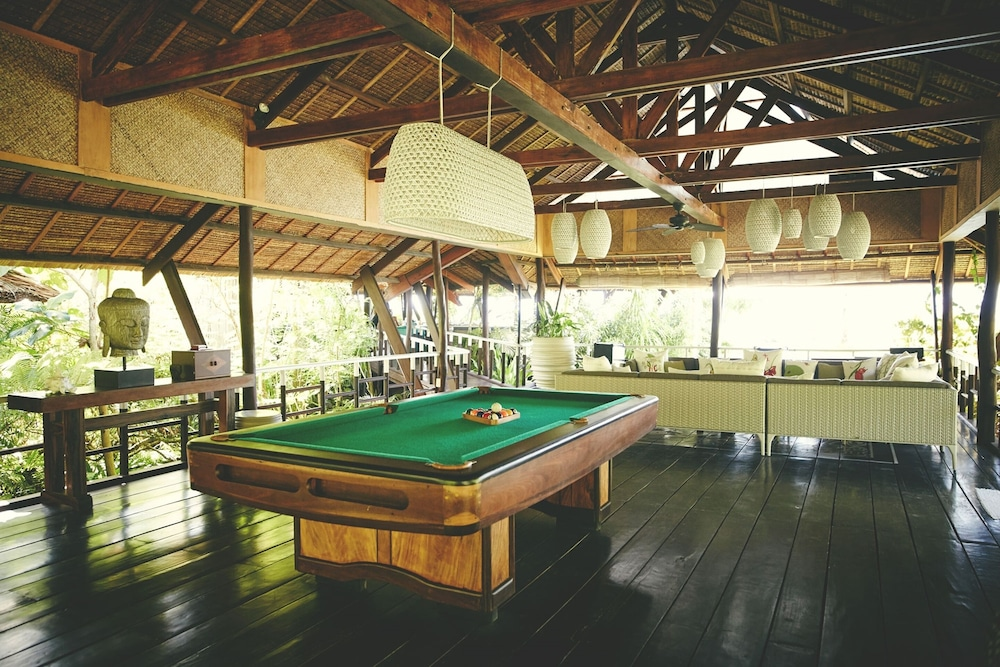 Billiards, Nay Palad Hideaway - All Inclusive