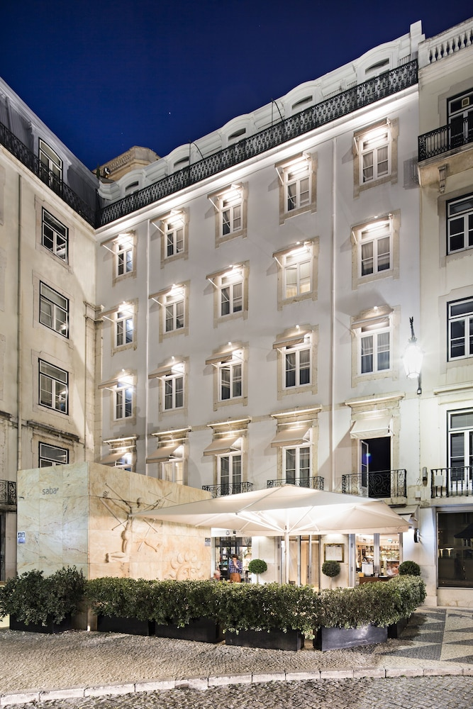 Front of Property - Evening/Night, AlmaLusa Baixa & Chiado