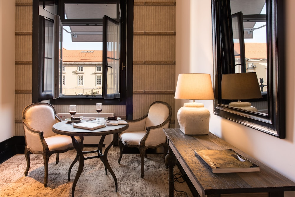 In-Room Dining, AlmaLusa Baixa & Chiado