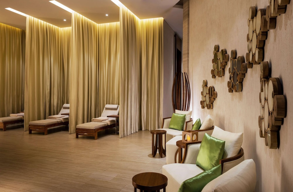 Spa, Hilton Dubai Al Habtoor City