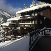 Crystal Chalets Condominiums at Crystal Mountain Ski Resort