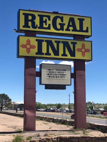 Regal Motel in Las Vegas
