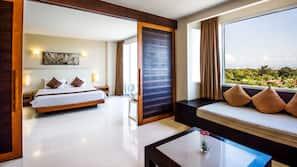 ตู้นิรภัยในห้องพัก, ผ้าม่านกันแสง, บริการ WiFi ฟรี, ผ้าปูที่นอน