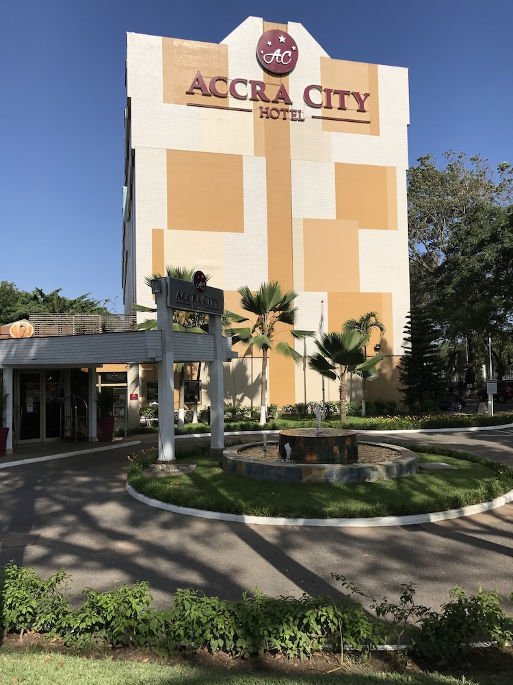 Cheap Hotels In Accra