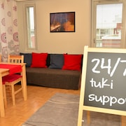 Helppo Hotelli Apartments Tampere