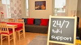 Helppo Hotelli Apartments Tampere – kohteen Tampere hotellit