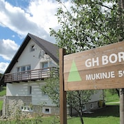 Guesthouse Bor