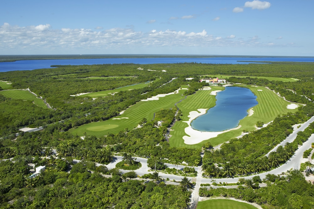 Aerial View, Dreams Playa Mujeres Golf & Spa Resort - All Inclusive