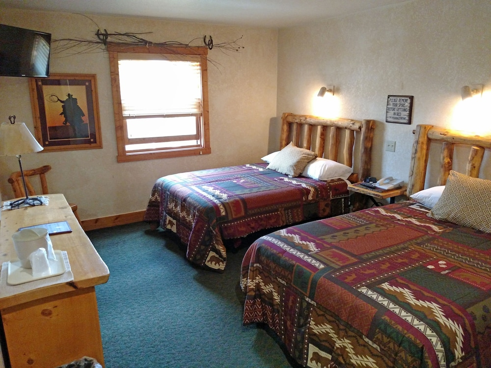 Room, Old Corral Hotel & Steakhouse