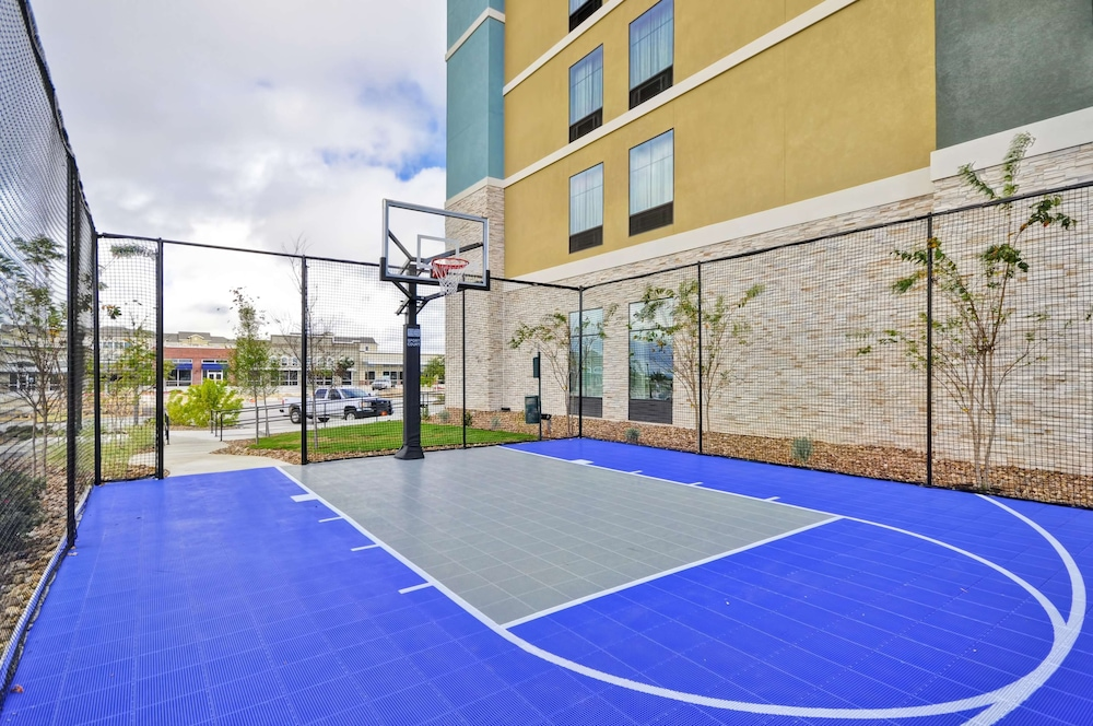 Sport Court, Homewood Suites By Hilton New Braunfels