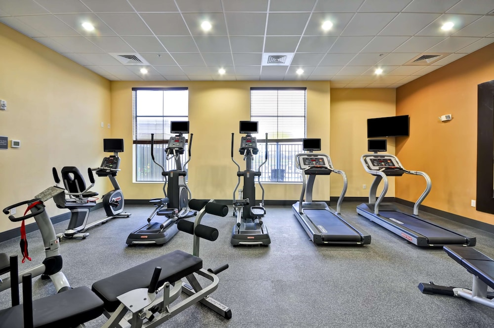 Fitness Facility, Homewood Suites By Hilton New Braunfels