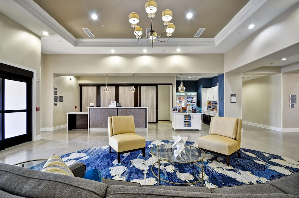 Reception, Homewood Suites By Hilton New Braunfels