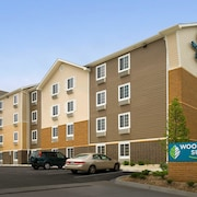 WoodSpring Suites Chicago Romeoville