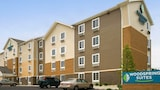 WoodSpring Suites Chicago Romeoville - Romeoville Hotels