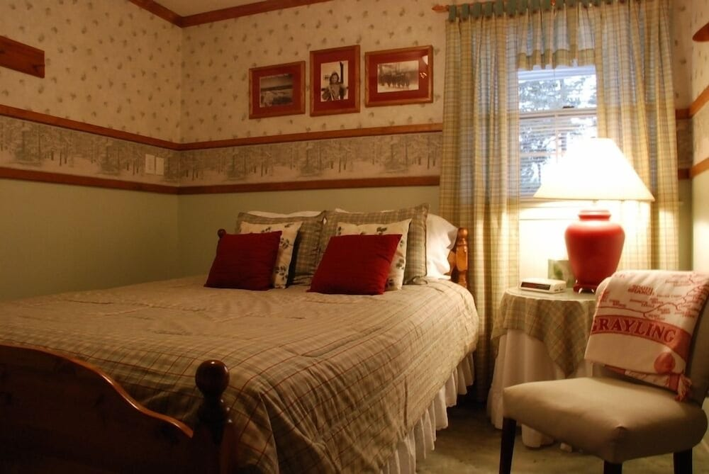 Room, Borchers AuSable Bed & Breakfast