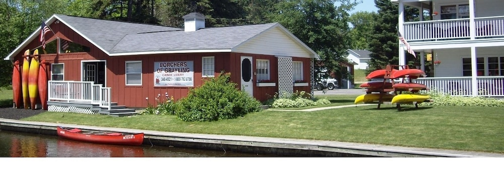 Featured Image, Borchers AuSable Bed & Breakfast