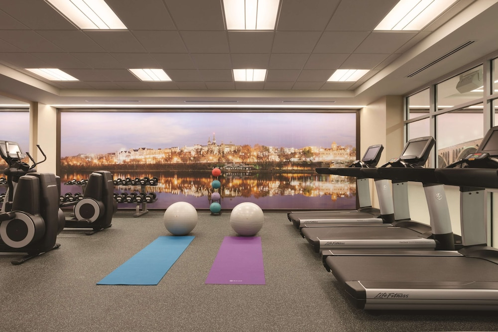 Fitness Facility, Hyatt Place Washington DC/Georgetown/West End