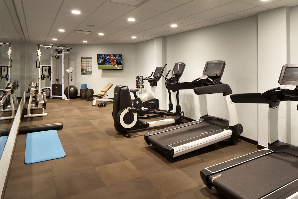 Fitness Facility, The Firebrand Hotel