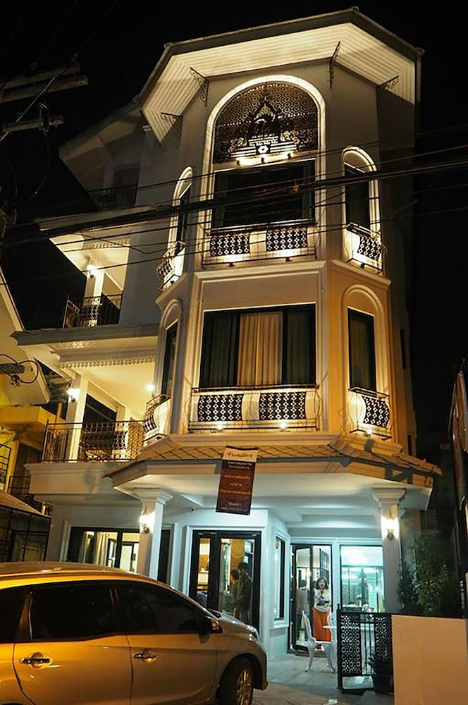Front of Property - Evening/Night, Namamema Boutique Hotel