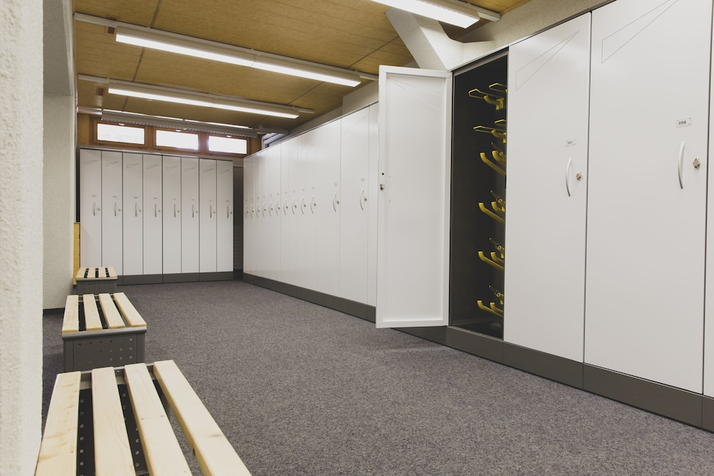 Equipment Storage, Hotel Europe